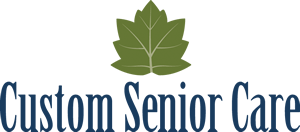 custom senior care logo
